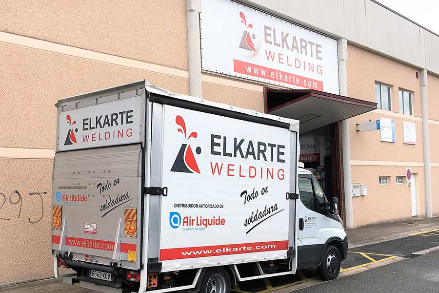 Elkarte Welding en Messe-Essen